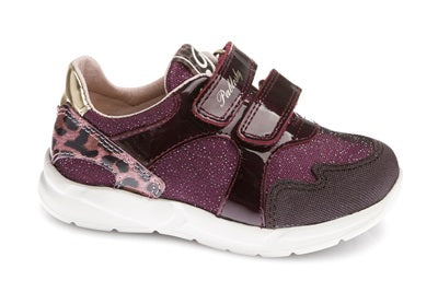 PABLOSKY GIRLS RUNNERS-285199-GLITTER BURGANDY