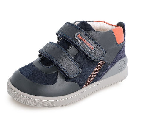 BIOMECANICS BOYS ANKLE BOOTS-201216A-NAVY