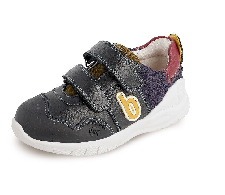 BIOMECANICS BOYS SHOE-201220A-NAVY