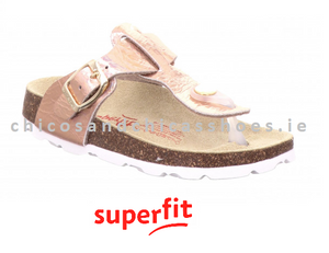 SUPERFIT JUNIOR GIRLS SANDALS-1/000114/9000-BRONZE