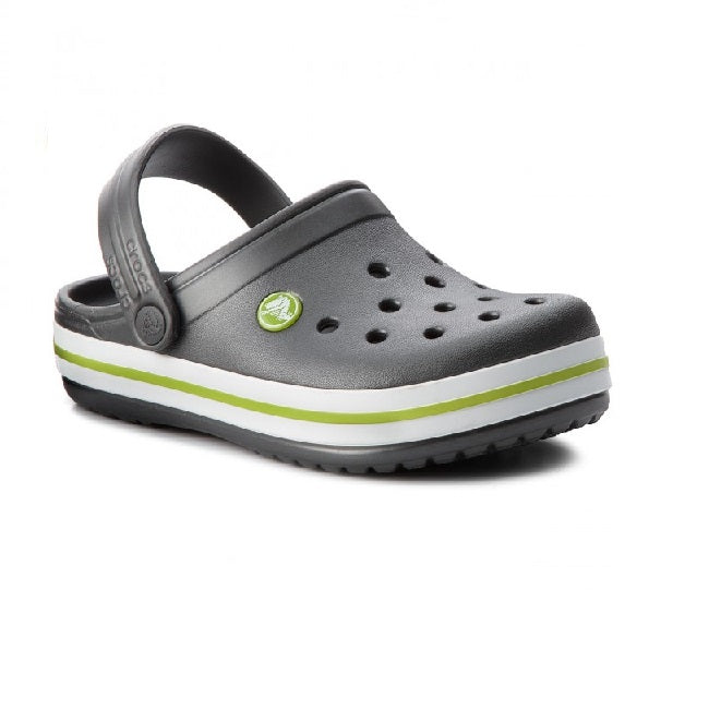 CROCS BOYS-CROCBAND-NAVY/GREEN
