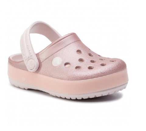 CROCS GIRLS-ICE POP-BARELY PINK