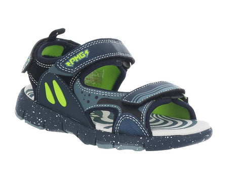 PRIMIGI BOYS WATER FRIENDLY SANDAL-BEACH-NAVY