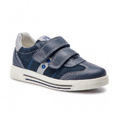 PRIMIGI BOYS CASUAL SHOE-3383111-NAVY