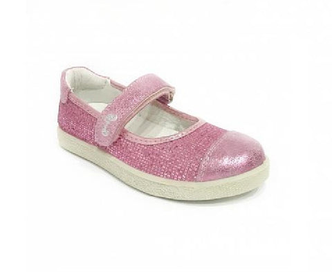 PRIMIGI JUNIOR GIRLS CASUAL SHOE A1366822  PHO ROSA