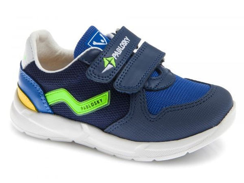 PABLOSKY BOYS RUNNERS 281020 - NAVY