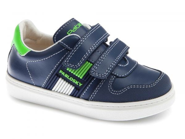 PABLOSKY BOYS CASUAL SHOES 281720/281729 - NAVY or ROYAL