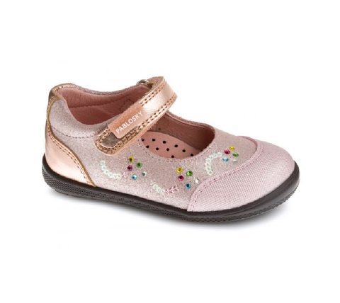 PABLOSKY GIRLS SHOES-043343-RECIFE COBRE 21/27