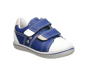 RICOSTA PEPINO BOYS SHOES-NIPPY-BLUE/WHITE