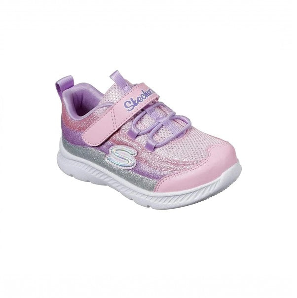 SKECHERS TODDLER GIRLS-GLITTER TRAILS-302103N/LPMT