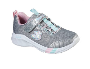 SKECHERS GIRLS-DREAMY LITES-302021L/LTGY