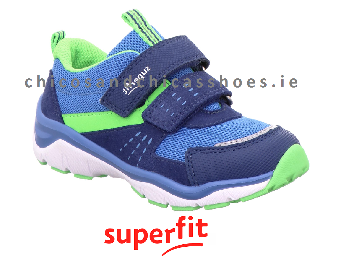 SUPERFIT BOYS RUNNERS-SPORT5-1/000245/8000