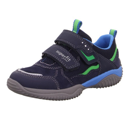 SUPERFIT-STORM-BOYS RUNNERS-1-006382-8010-NAVY