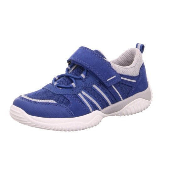 SUPERFIT BOYS RUNNER-6-06383-80- BLUE/GREY