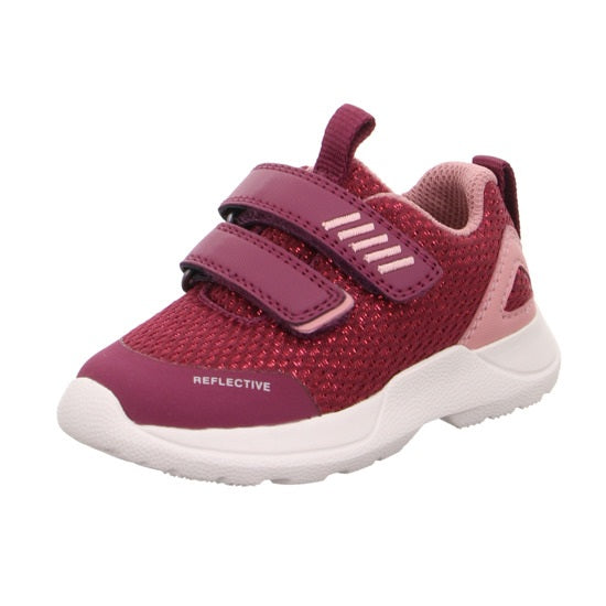 SUPERFIT GIRLS RUNNERS-1-009207-5000-ROT/ROSA