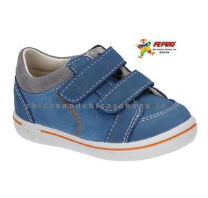 RICOSTA BOYS SHOES-TIMMY-2622000/133-PETROL