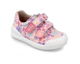 BIOMECANICS GIRLS CANVAS-202224-PINK PRINT