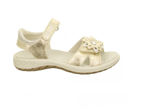 LURCHI GIRLS SANDALS-FINI-GOLD