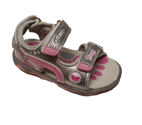 PRIMIGI GIRLS SANDAL-WATER FRIENDLY-BEACH-3449611-SILVER