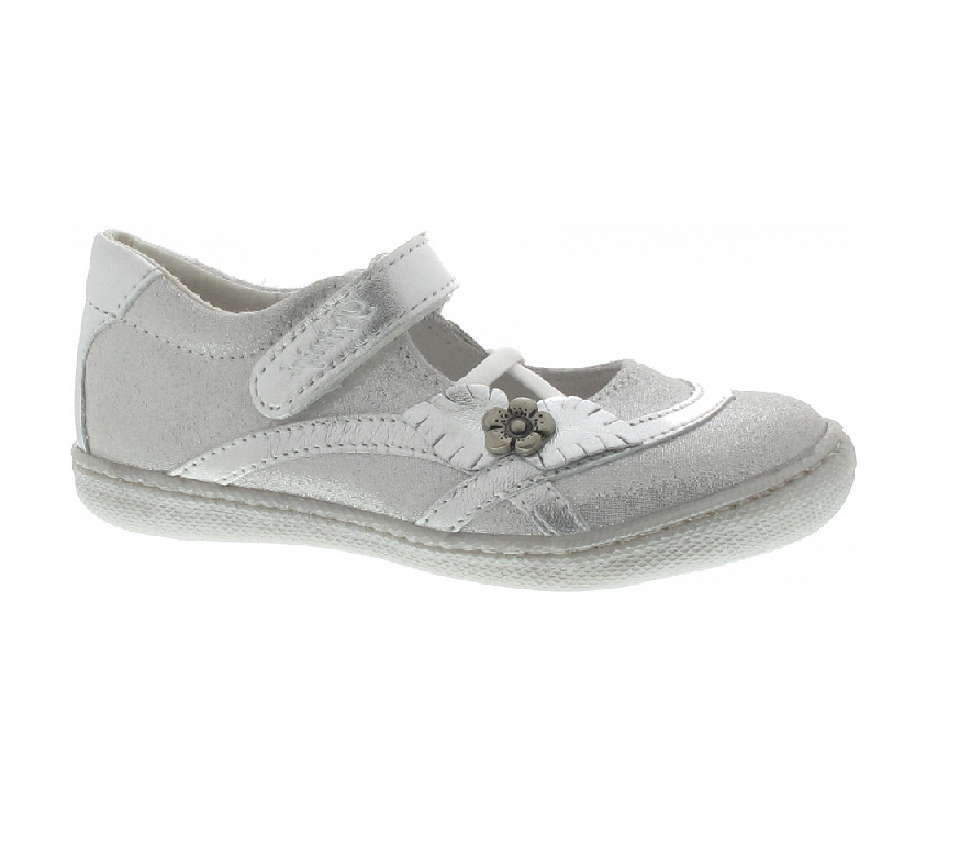 PRIMIGI GIRLS CASUAL SHOE-1432611-SILVER