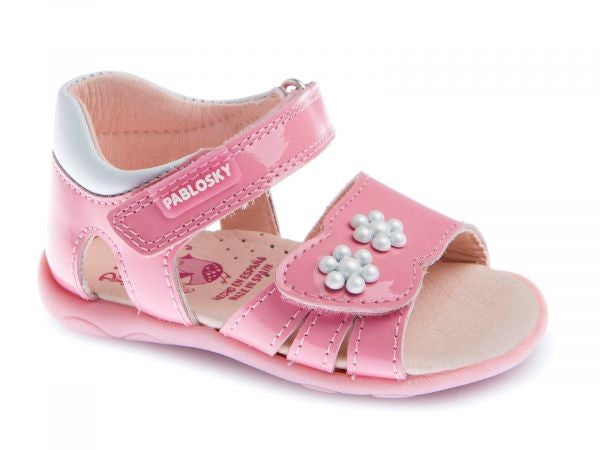 PABLOSKY GIRLS STEP EASY SANDAL 073899 - PINK