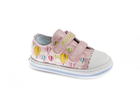 PABLOSKY GIRLS CANVAS 961520/961570 PINK or NAVY