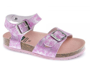 PABLOSKY GIRLS SANDAL 483400/483480 - FUCHSIA or WHITE