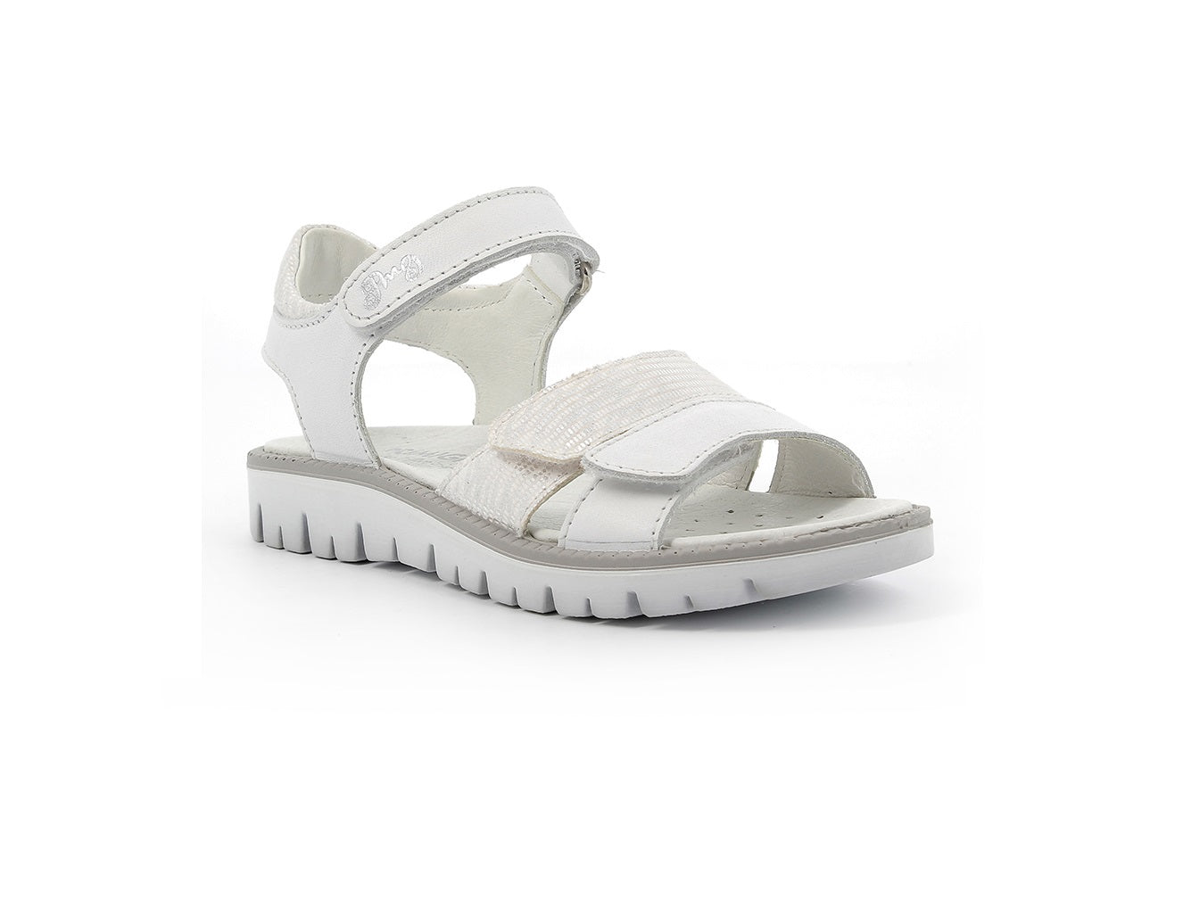 PRIMIGI GIRLS SANDAL-5386633-WHITE/SILVER