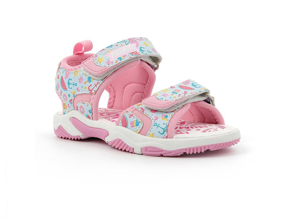 PRIMIGI GIRLS WATER FRIENDLY SANDAL-5460511-PINK MULTI