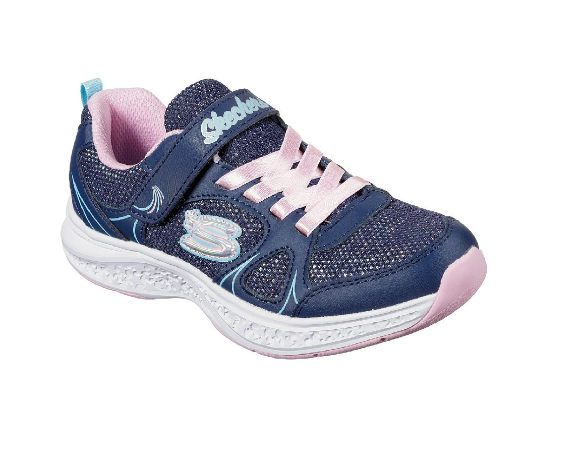 SKECHERS GIRLS-STAR SPEEDER-81376L/NVPK
