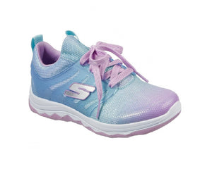 SKECHERS GIRLS-RAINBOW DREAMS-81562L/LVMT