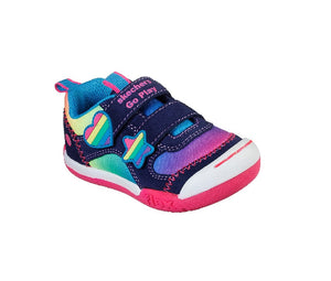 SKECHERS GIRLS-RAINBOW DASH-82162N/NVMT