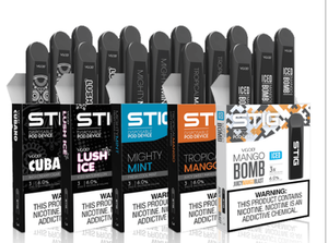 STIG Disposable Vape - Puff And Vapes Store
