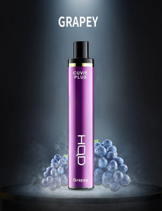 HQD Cuvie Plus Disposable Vape - Puff And Vapes Store