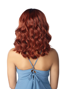 Audry - Swiss Lace Multi-Parting Wig