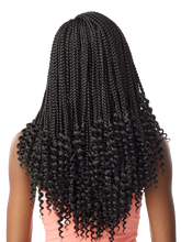 Load image into Gallery viewer, 3X Goddess Box Braid 18""
