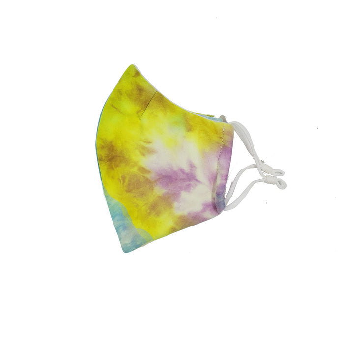 Tie Dye Face Mask - Made in USA (1 Piece) - Masks Can Help
