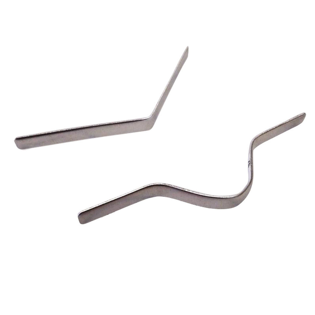 Adaptable Metal Nose Bar w/ Adhesive (25 Pack) - Masks Can Help