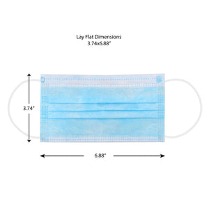 FDA Approved Disposable Surgical Face Masks - Masks Can Help