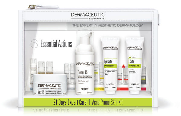 Dermaceutic 21 Days Expert Acne Prone Kit