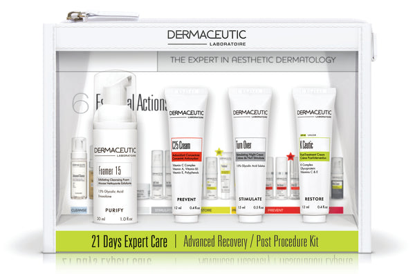 Dermaceutic 21 Days Expert Advanced Recovery Kit