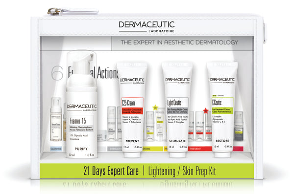Dermaceutic 21 Days Expert Lightening Kit