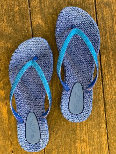 Sandals Ilse Jacobsen Direct Blue