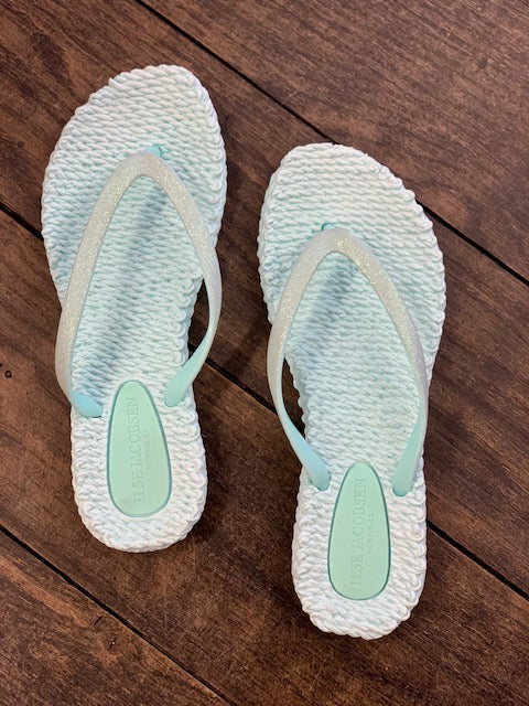 Sandals Ilse Jacobsen Jade Mint