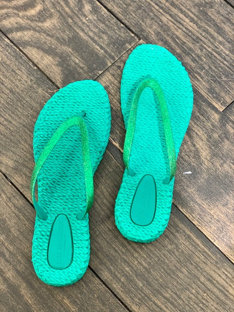 Sandals Ilse Jacobsen North Green