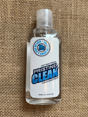 Pristine Clean Hand Sanitiser 100ml