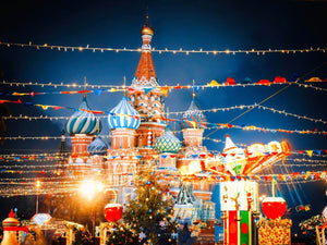 Back in the USSR? How About Christmas in Moscow?