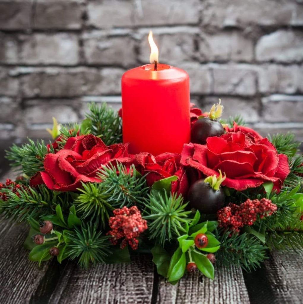 Decorating: Four Great Christmas Centerpieces That You Can Make at Home