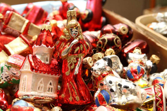 Decorating: Glass Ornaments and Decorations: Make Your Open House Christmas Event Special | Schmidt Christmas Market