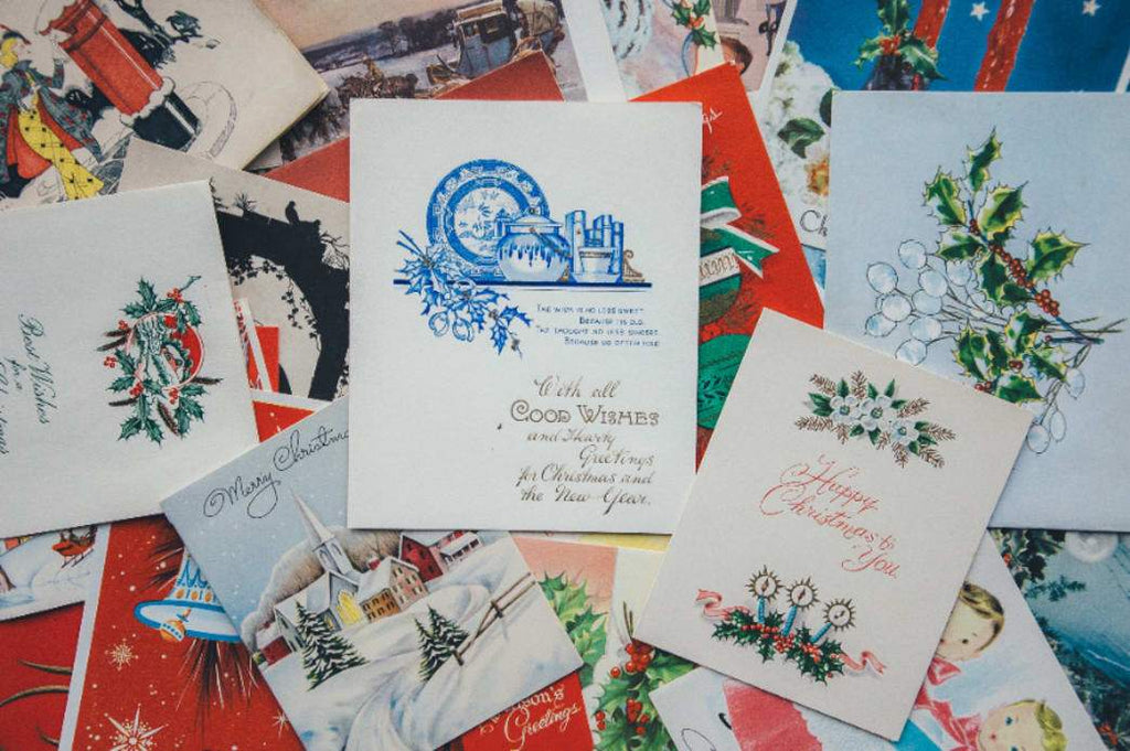Decorating: Six Ways to Reuse Christmas Cards to Make Festive Designs for Next Year